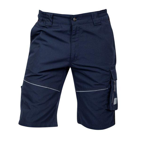 pantaloni scurti urban bleumarin