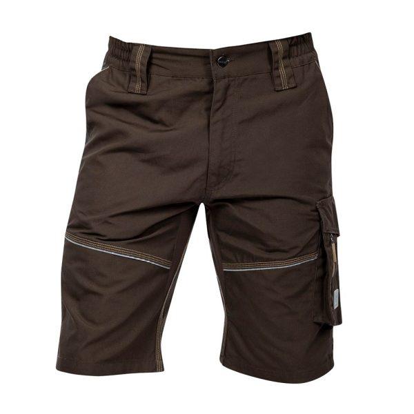 pantaloni scurti urban maro