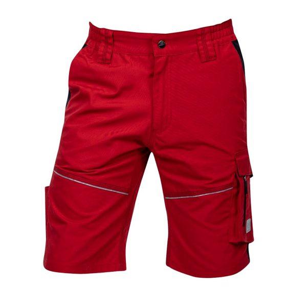 pantaloni scurti urban rosu