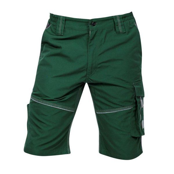 pantaloni scurti urban verde