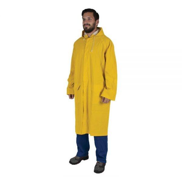 pelerina de ploaie cyril galben