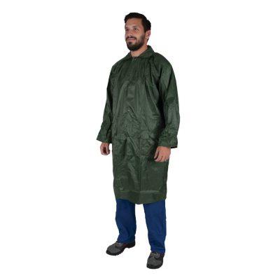 pelerina de ploaie nick verde