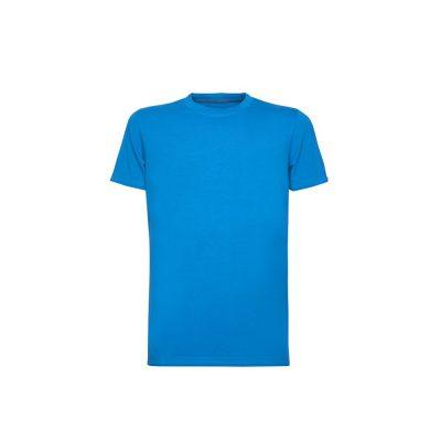 tricou clasic trendy azuriu