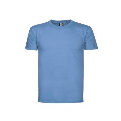 tricou din bumbac lima bleu