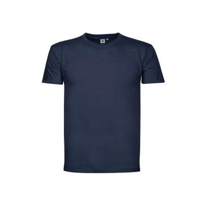 tricou din bumbac lima bleumarin
