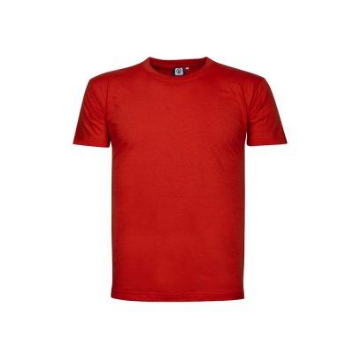 tricou din bumbac lima rosu