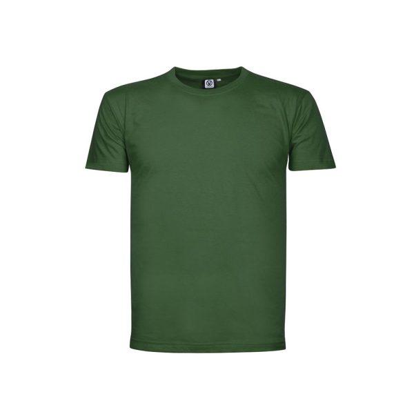 tricou din bumbac lima verde