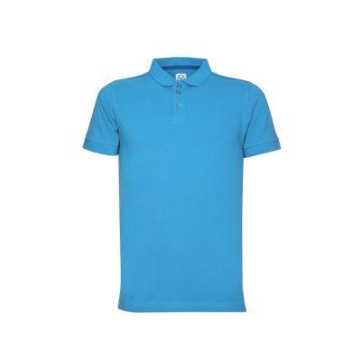 tricou polo trendy albastru