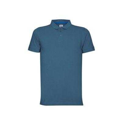 tricou polo trendy albastru inchis