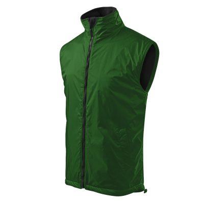 vesta body warmer pentru barbati verde