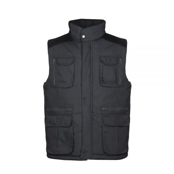 vesta de iarna danny negru
