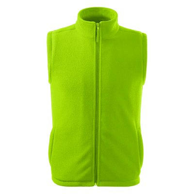 vesta fleece unisex next lime
