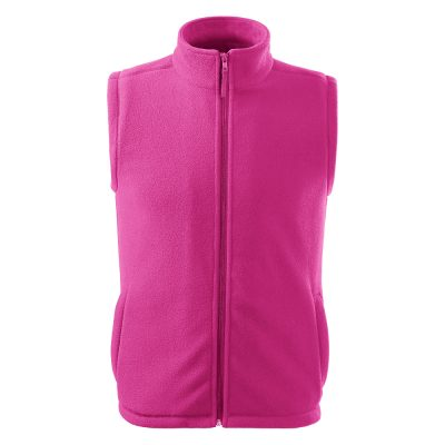 vesta fleece unisex next fucsia